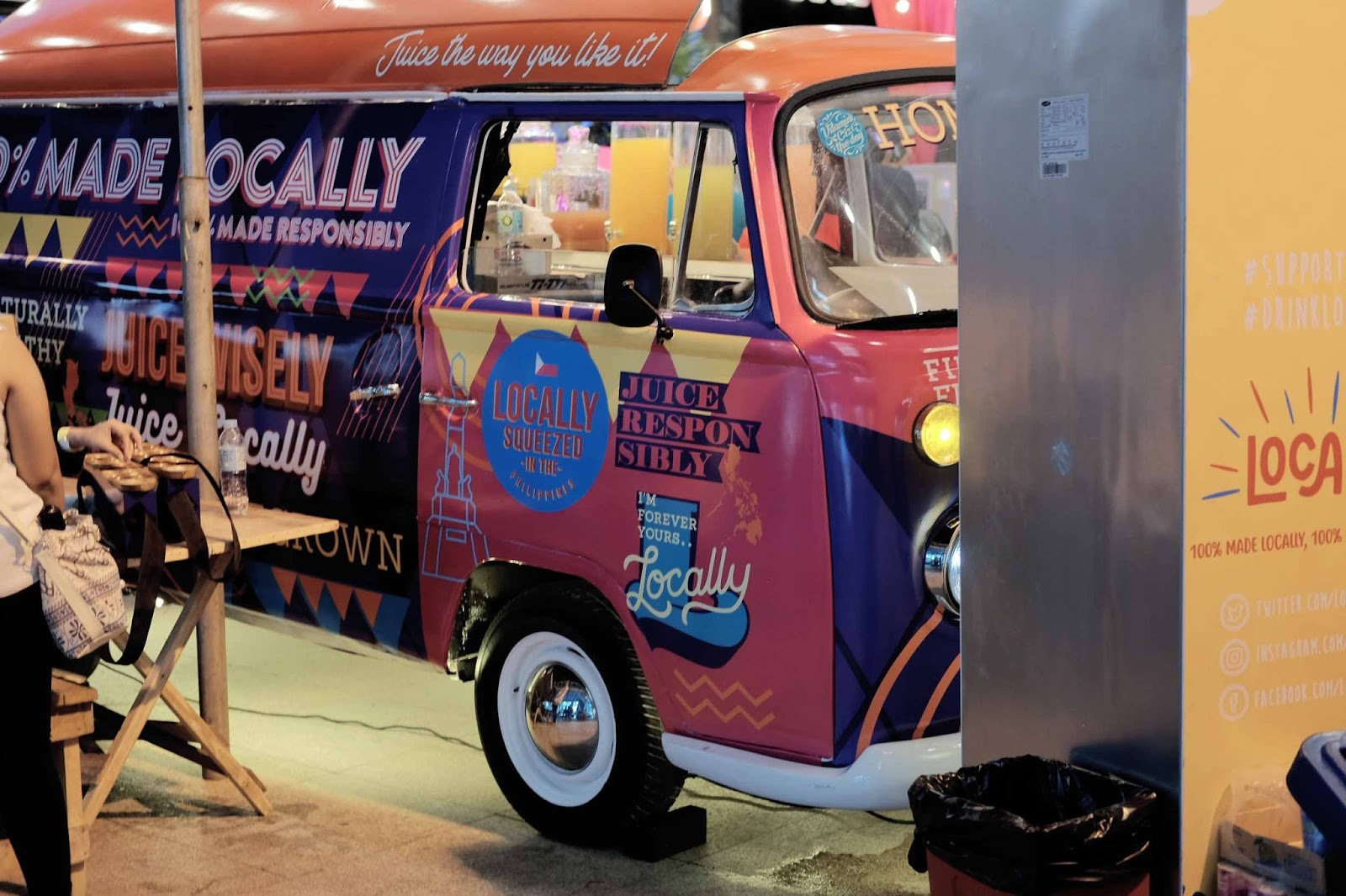 Locally rolls out its fun indigenous flavors with the launch of the Locally  Fruit Truck at BGC, bringing its thirst-quenching sweet-sour goodness on  the ...