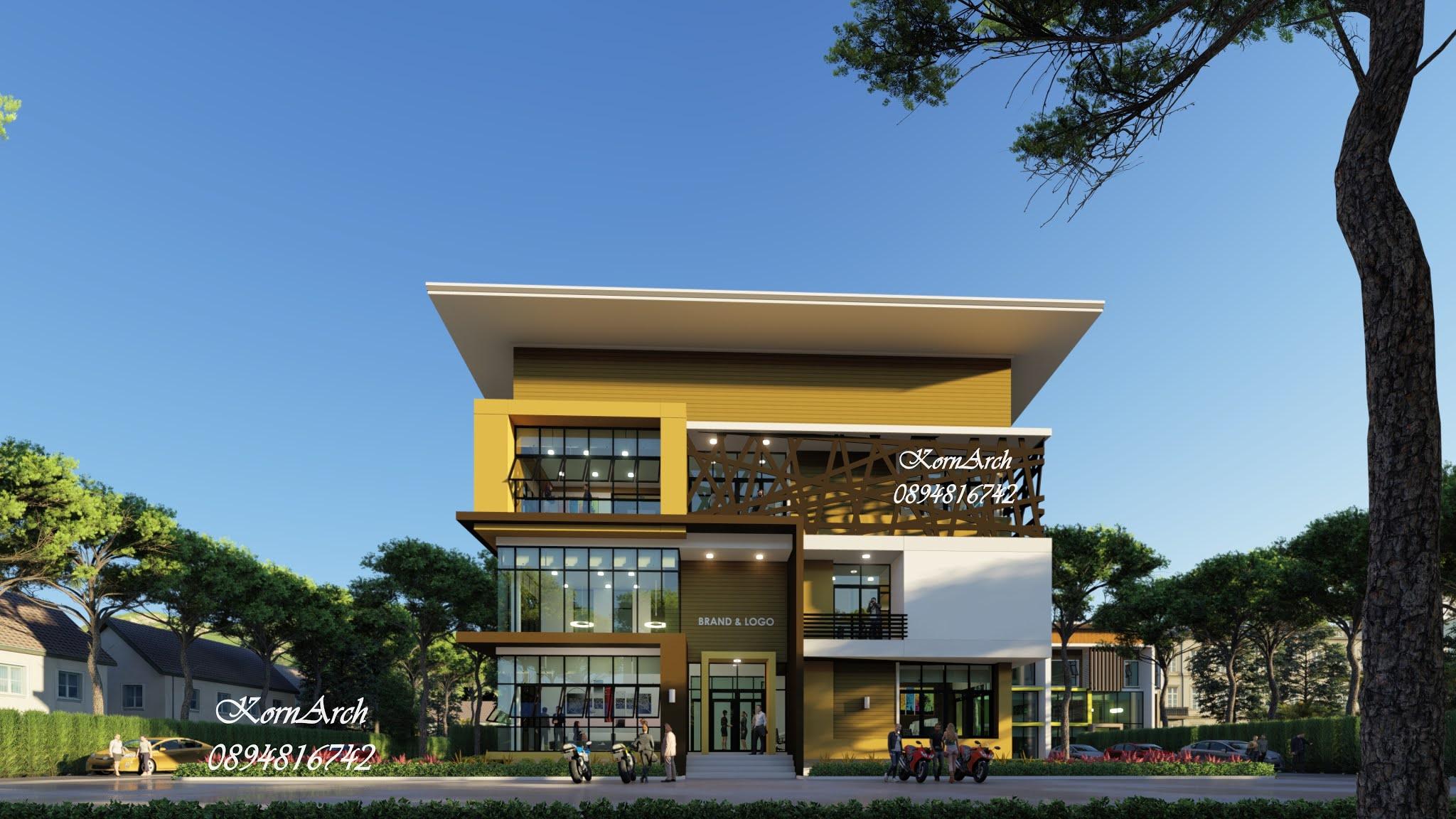 รับออกแบบออฟฟิศ3ชั้นสไตล์โมเดิร์น,รับออกแบบบ้าน, รับออกแบบโรงงาน, โรงงานโมเดิร์น, รับออกแบบรีสอร์ท, รับทำภาพ3มิติ, 3D, แบบบ้านโมเดิร์นลอฟท์, OfficeFactory, Loft, สำนักงาน, Resort, โรงงาน, แบบอพาร์ทเมนท์, โรงแรมขนาดเล็ก, รับออกแบบออฟฟิศ,0894816742,KornArch