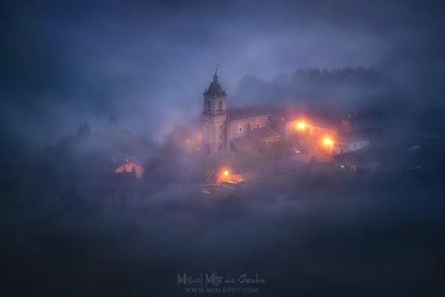 Niebla en Aramaio