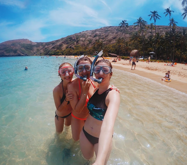 Snorkeling à Hanauma Bay Hawai