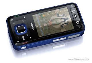 Spesifikasi Ponsel Nokia N81