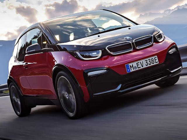 BMW i3 com autonomia de 335 km chega por R$ 237.950