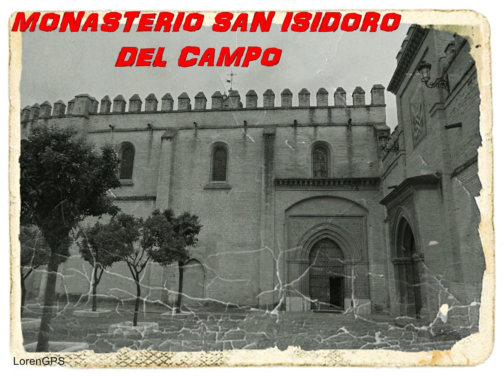 Grupo Parapsicologia De Sevilla Monasterio San Isidoro Del Campo