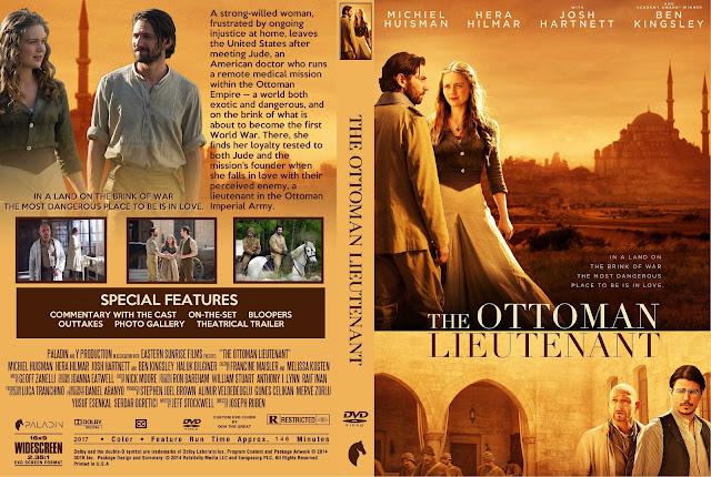 The Ottoman Lieutenant DVD Cover