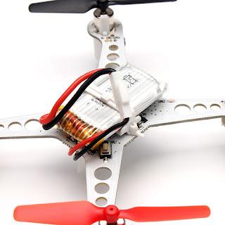 Spesifikasi Drone XK X100 - OmahDrones