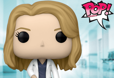 👩‍⚕️ Funko POP Anatomia de Grey