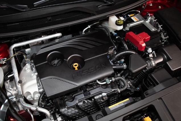 Mesin Baru Nissan Rouge 181 Hp