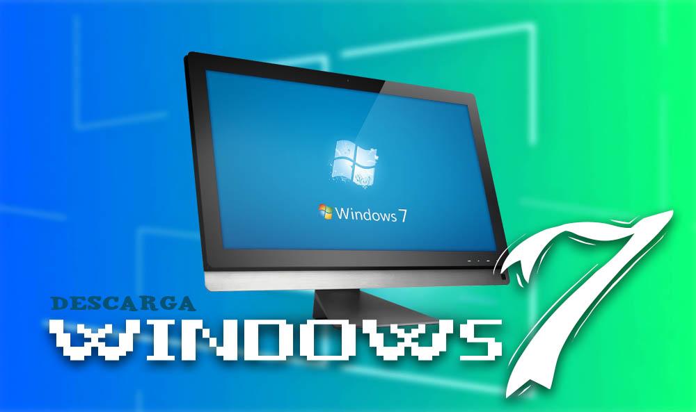 Windows 7 - descargar e instalar  (32 y 64 Bits)