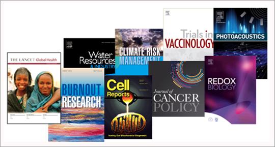 Revistas de Elsevier