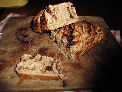 pane dolce vegan fatto in casa