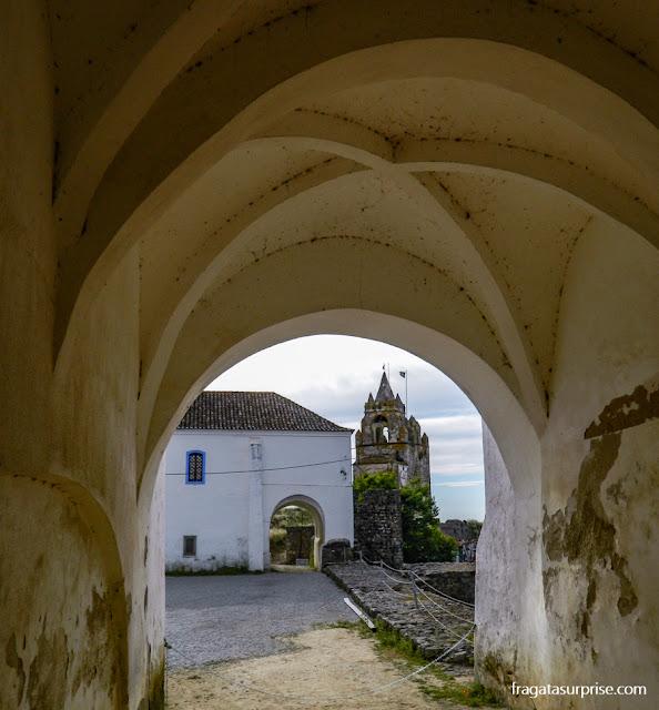 Castelo de Montemor-o-Novo, Alentejo, Portugal