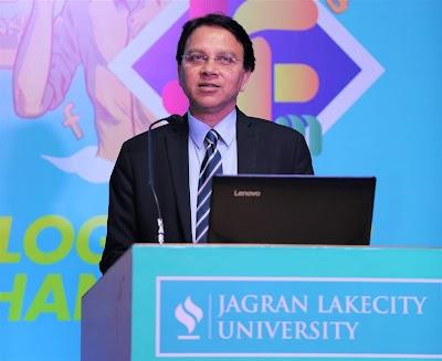 From the Director's Desk: Prof. Diwakar shukla, Director, Jagran School of Journalism and Communication