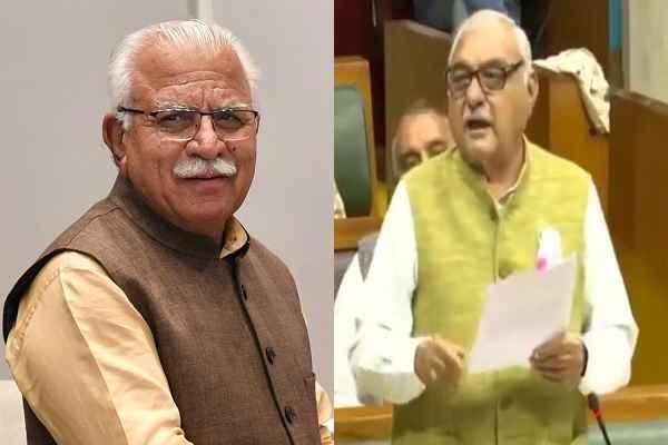 haryana-cm-manohar-lal-says-congress-finish-in-haryana