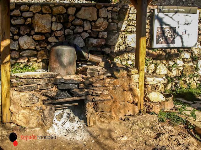 Υπαίθριο-Μουσείο-Υδροκίνησης-Δημητσάνα-ρακοκάζανο