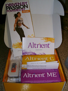 Altrient Me and Altrient C