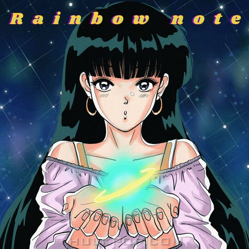 Rainbow note – Asteroid  – Single