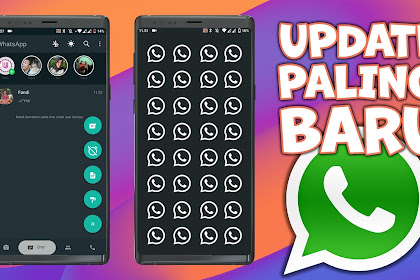 UPDATE PALING BARU Whatsapp Mod 8.30   AMAN TANPA RIBET