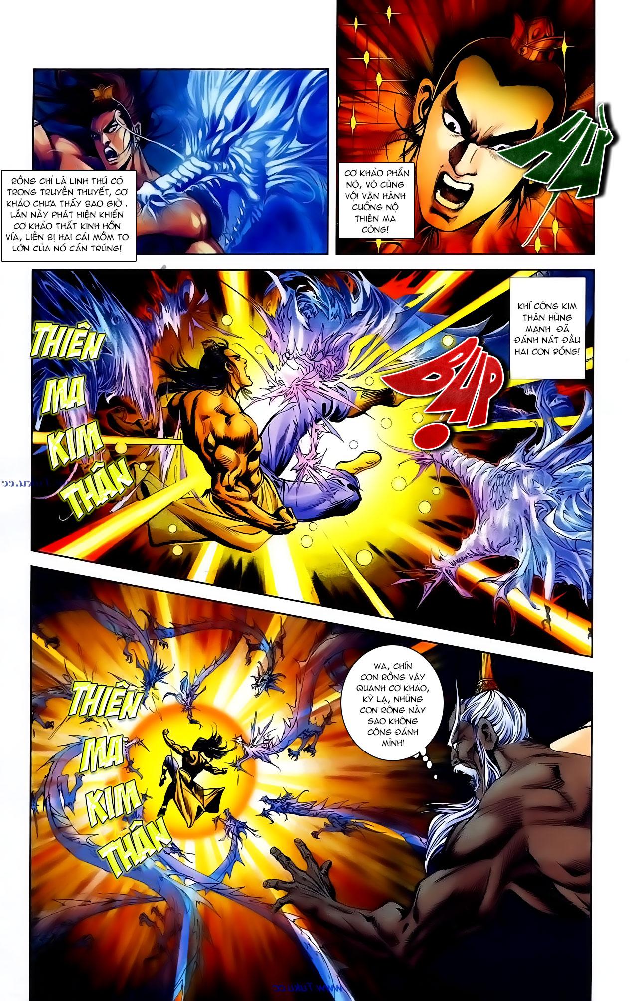 Cơ Phát Khai Chu Bản chapter 103 trang 9