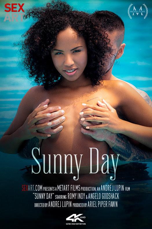 [Sex-Art] Angelo Godshack, Romy Indy - Sunny Day