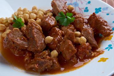 شطيطحة لحم جزائرية