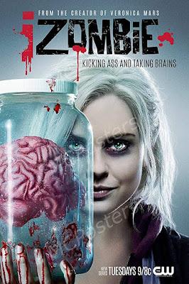 iZombie Temporadas 1 a la 4 1080p Dual Latino/Ingles