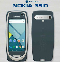 3310 nokia android