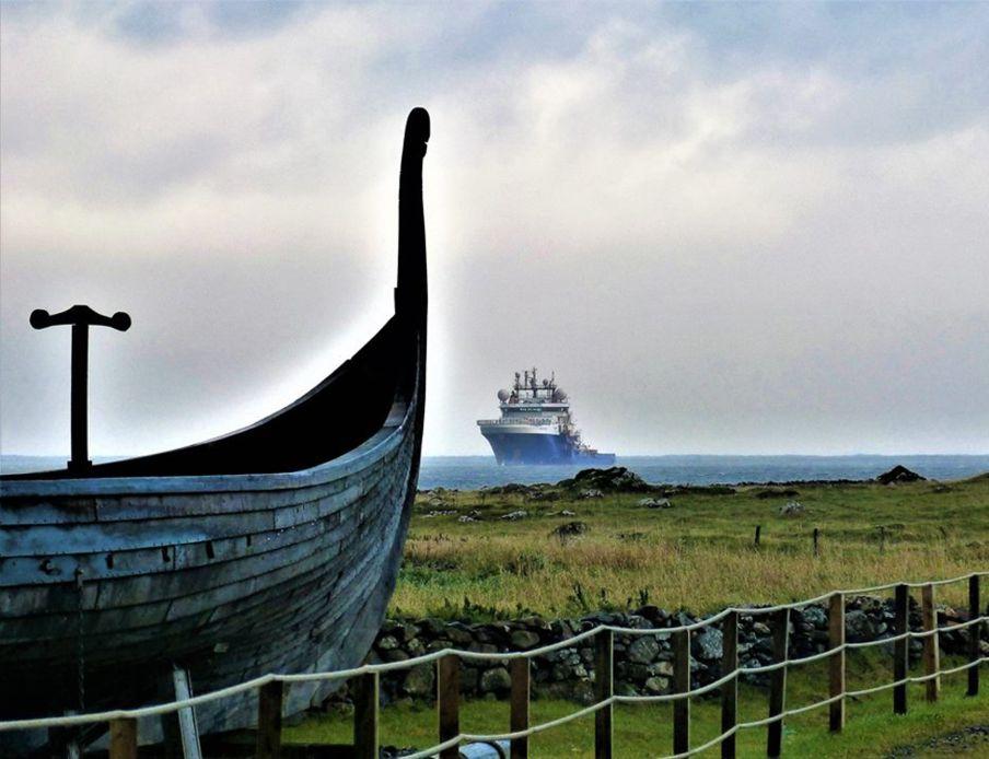 Scottish Islands Explorer: Ships' Shape