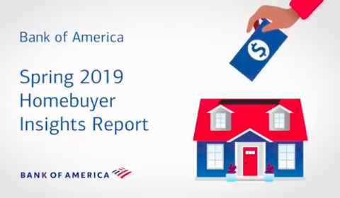 Bank of America – Spring 2019 Hombuyer Insights Report