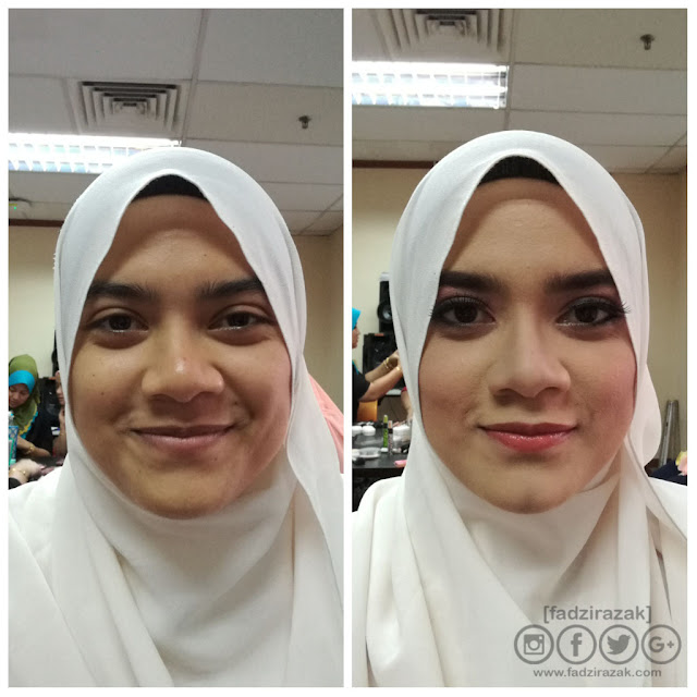 Kelas Make Up Murah Shah Alam