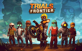 Trials Frontier v3.6.0 Mod Apk+Data