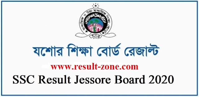 Jashore Board SSC Result 2020