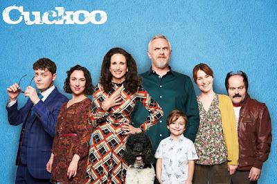 Andie MacDowell en la quinta temporada de Cuckoo