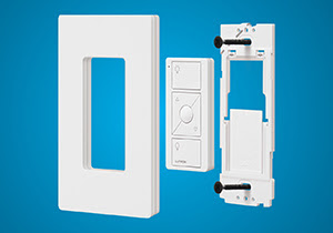 Lutron Pico Wall Mount and Plate