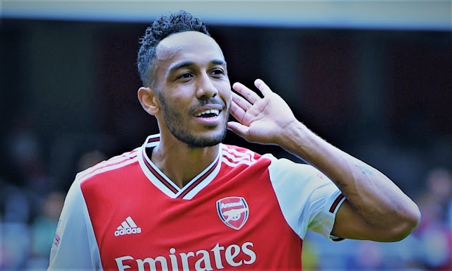 Aubameyang Becomes Arsenal's New Captain