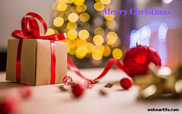 merry christmas video download