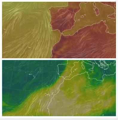 La calima y el calor regresan a las islas Canarias el viernes 13 de agosto