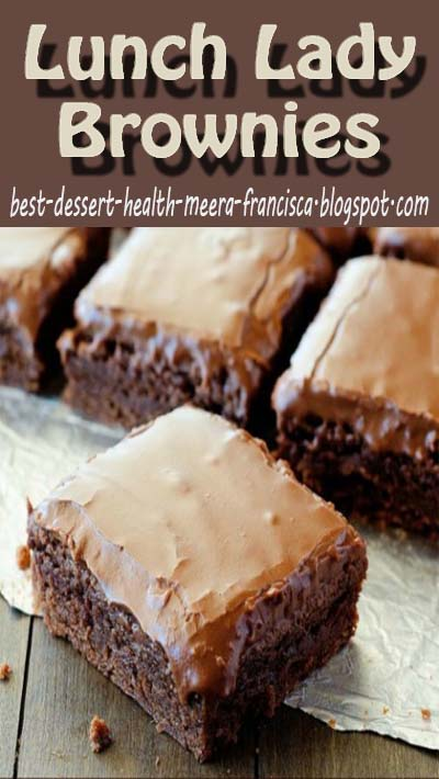 Lunch Lady Brownies are moist, full of chocolate flavor and absolutely delicious. They're like the ones the lunch ladies served for school lunch dessert, but I think this homemade version is better!