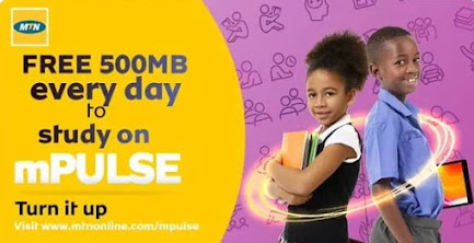 MTN MPulse e-Learning Advert