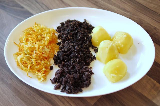 Surówka: polnischen Sauerkrautsalat | Rezept | Kochen | polnische Küche