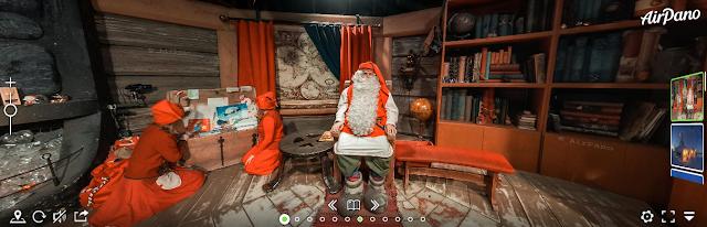 Santa Claus Village - Finlândia