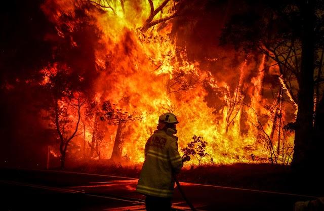 Μια παγκόσμια φωτιά εν όψει