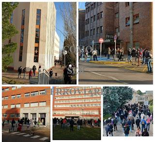 Examen OEP ADIF 2020 (Barcelona y Madrid) 20/12/2020