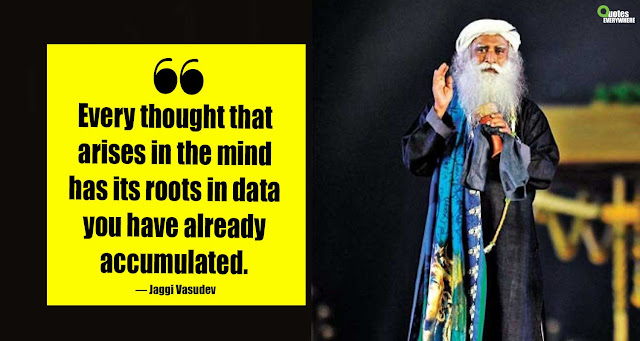 Good Morning Sadhguru Quotes