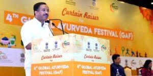 Fourth Global Ayurveda Festival