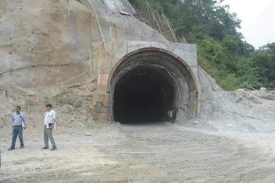 সেবক-রংপো রেল টানেলে দুর্ঘটনা, মৃত 2, আহত 5