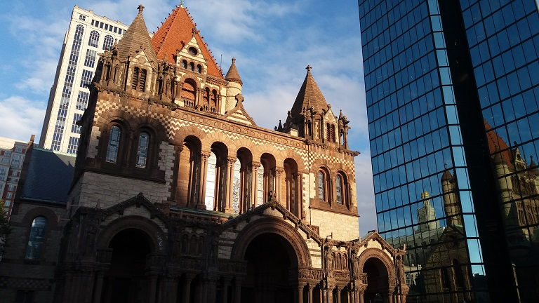 imprescindibles-que-ver-boston-trinity-church
