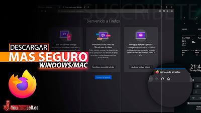 Navegador Mas Seguro, Descargar Firefox Enterprise Ultima Versión