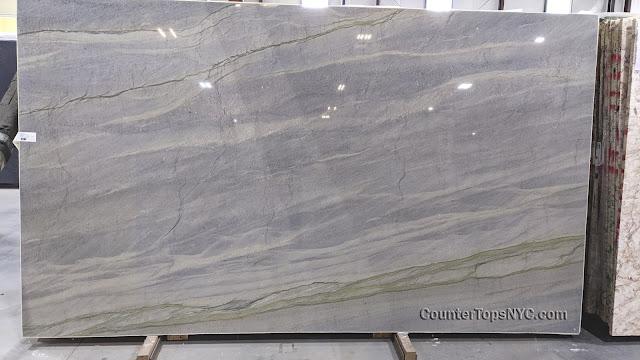 Infinity Blue Quartzite Slabs NYC