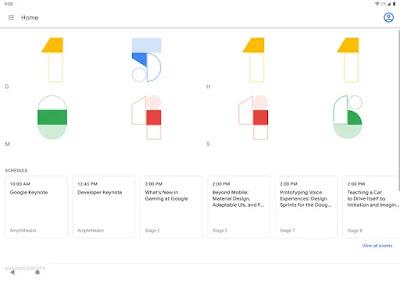 google io interface
