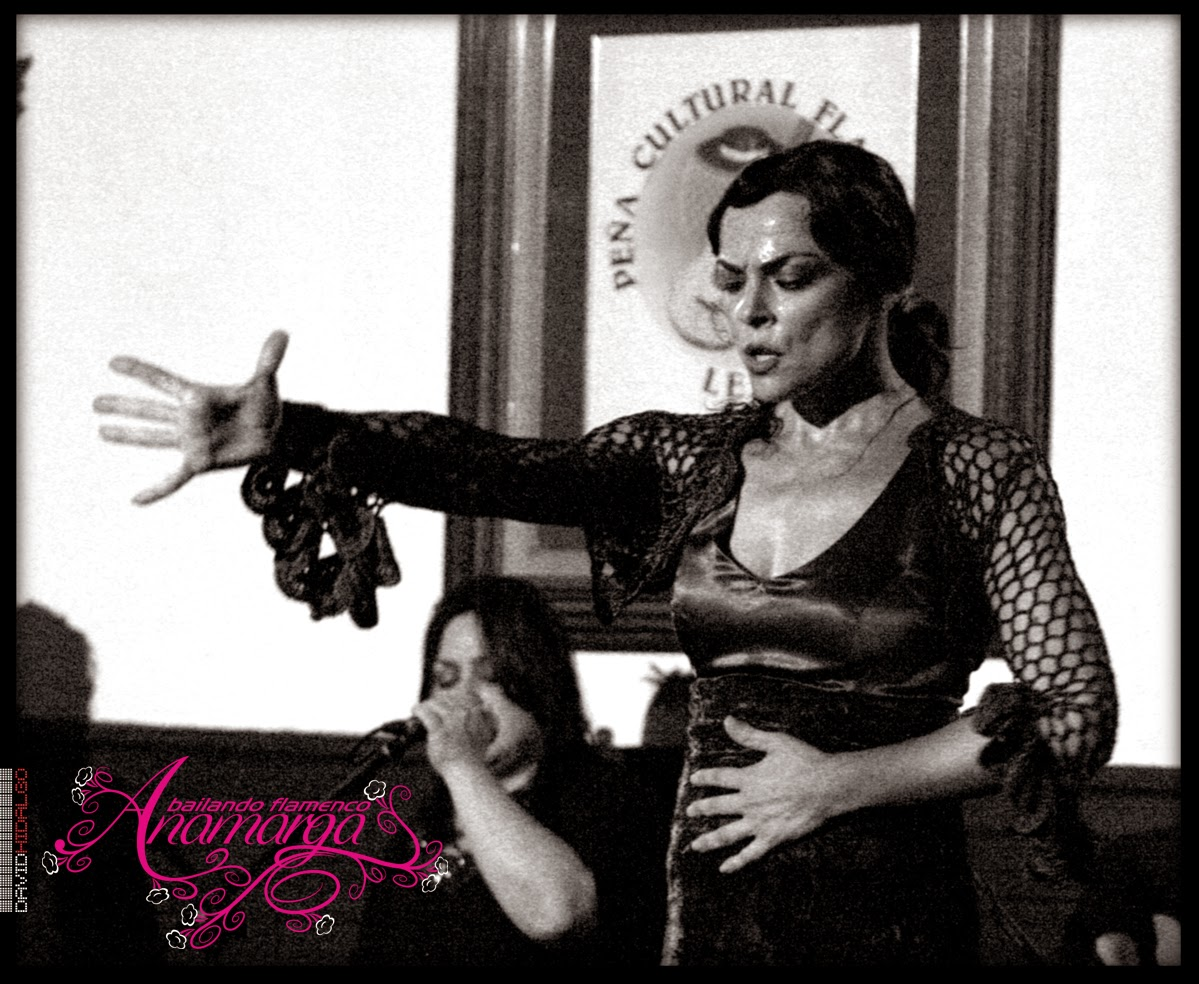Ana Maria Lepe ana maria garcia flamenco: peÑa flamenca de lepe una
